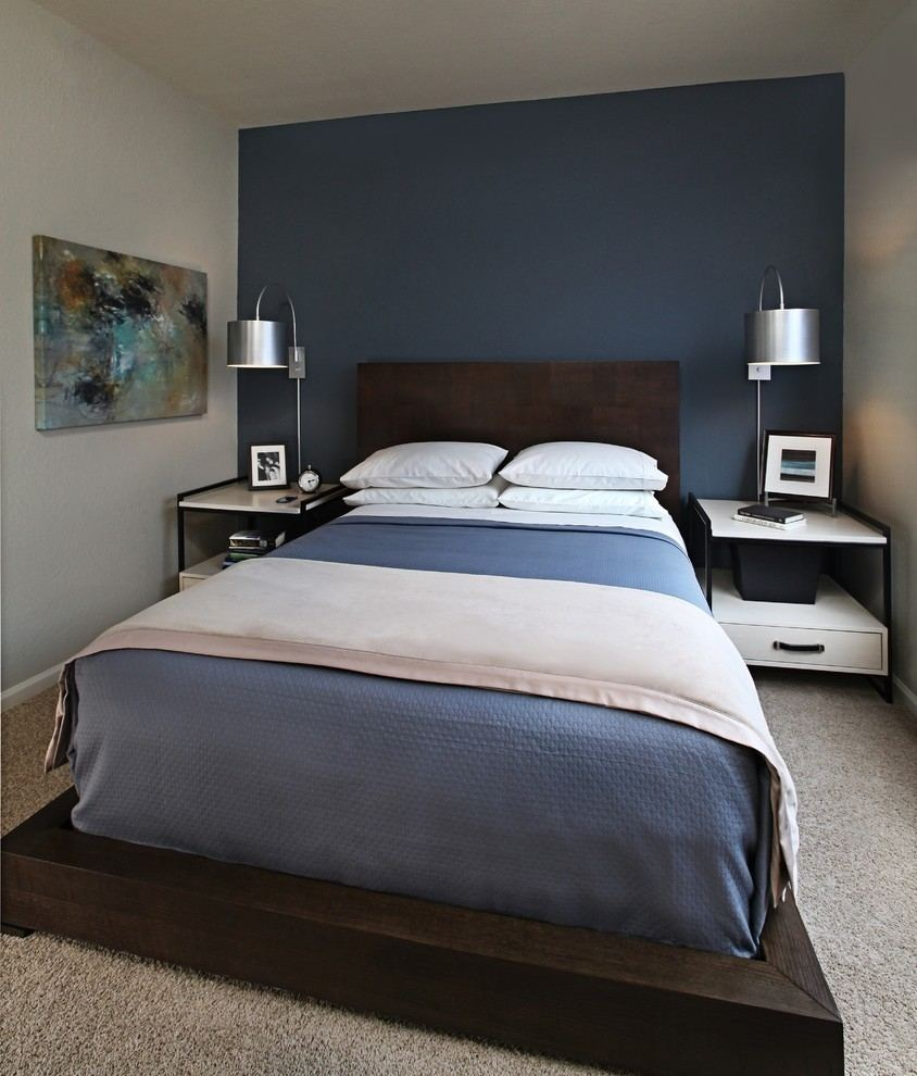 Blue Bedroom Ideas For Men Modern Interior Design Medium Size Man Bedroom Decorating Ideas Home Red Masculine Light Blue Bedroom Interior Design Home Decor