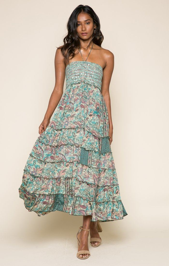 Floral Paisley Kimono Wrap – Lisa Taylor Design