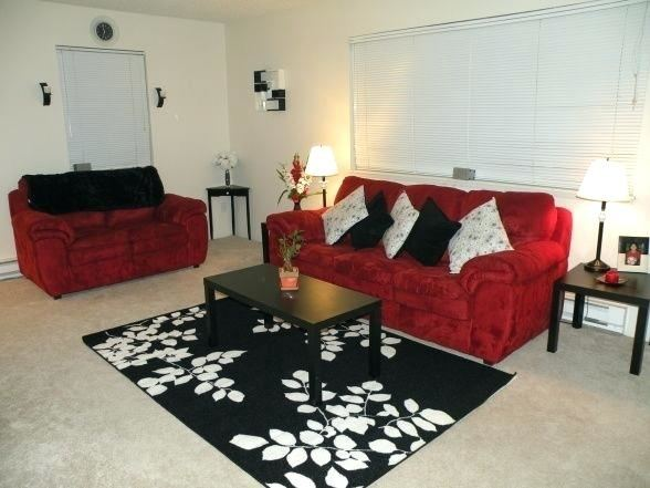 red black and white room decor red black and white living room black white living room