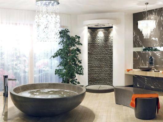 relaxing bathroom ideas design a modern tub surround relaxing bathroom decorating ideas