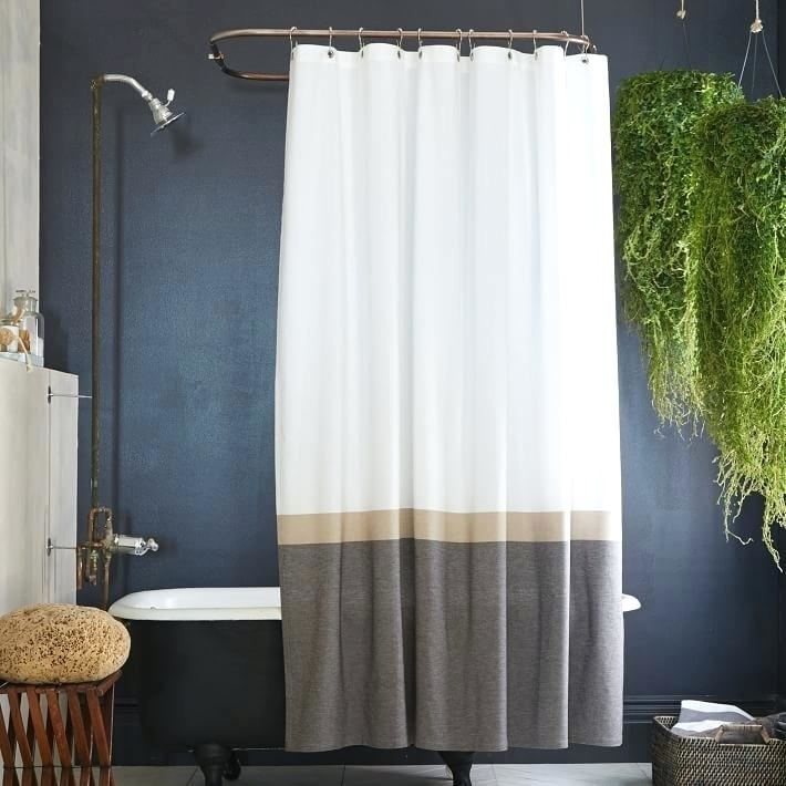 bathroom shower curtain decorating ideas rustic bathroom shower curtains old barn wood custom curtain waterproof fabric