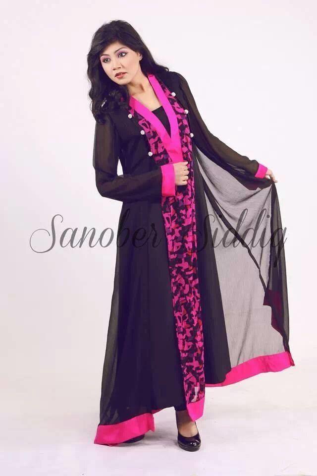 Sanober Siddiq Spring Dresses 2014 For Women1