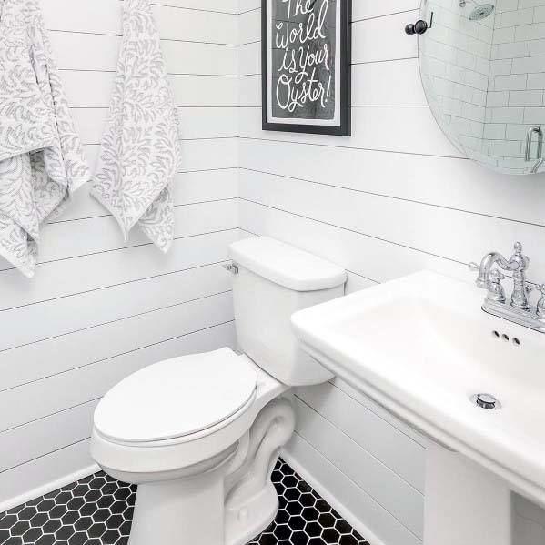 Perfect bathroom!