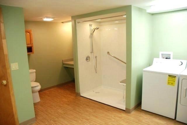 basement shower ideas room
