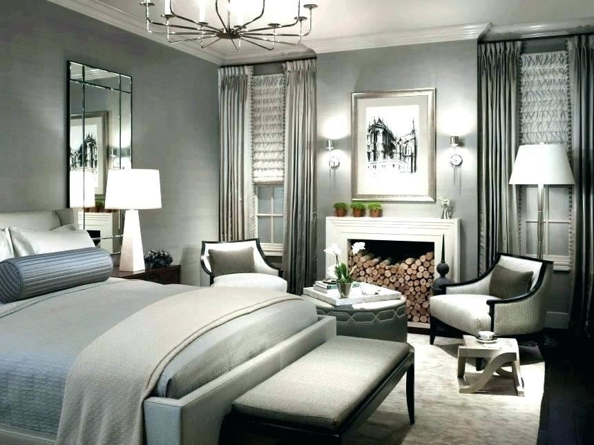 I love how large and elegant this room is, hence the title! There is a fantastic use of grey and white in here