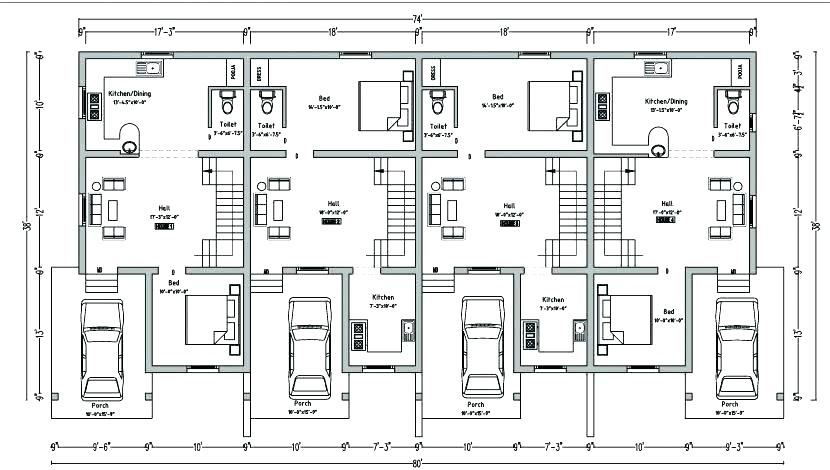 Full Size of Simple 4 Square House Plans 100 Meter Design Philippines Floor  Fresh Foursquare Or