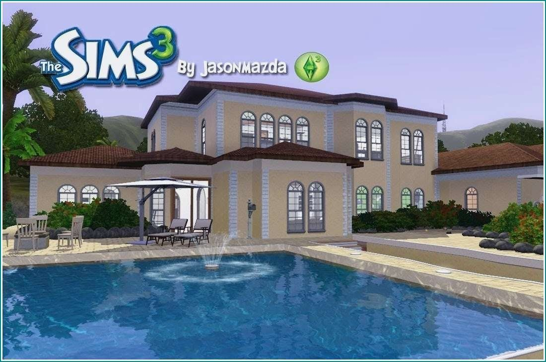 Sims 3 Cool Houses Awesome Sims 3 House Plans Awesome Bali House Plans Fresh Home Plan