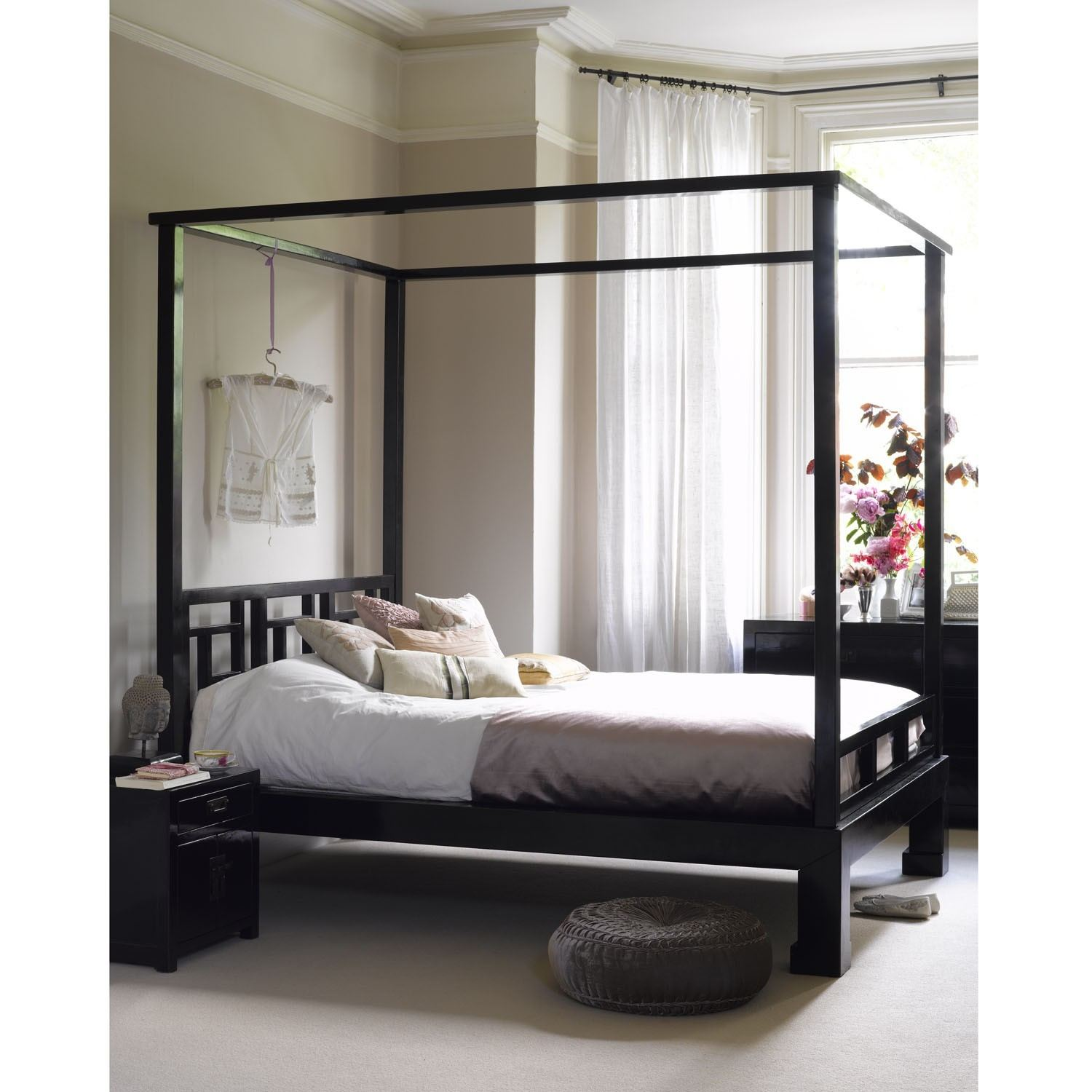 Full Size of Canopy Bedroom Ideas Pinterest Romantic Bed Decorating Drapes With Also Contemporary Inspiring Dr
