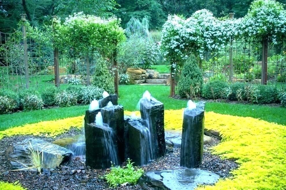 diy backyard water feature s small outdoor water fountains fountain easy  garden features outdoor water wall