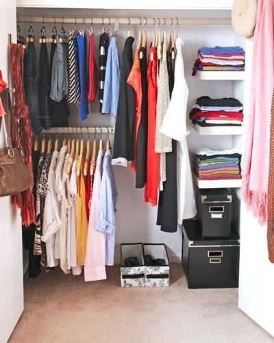 closet space ideas