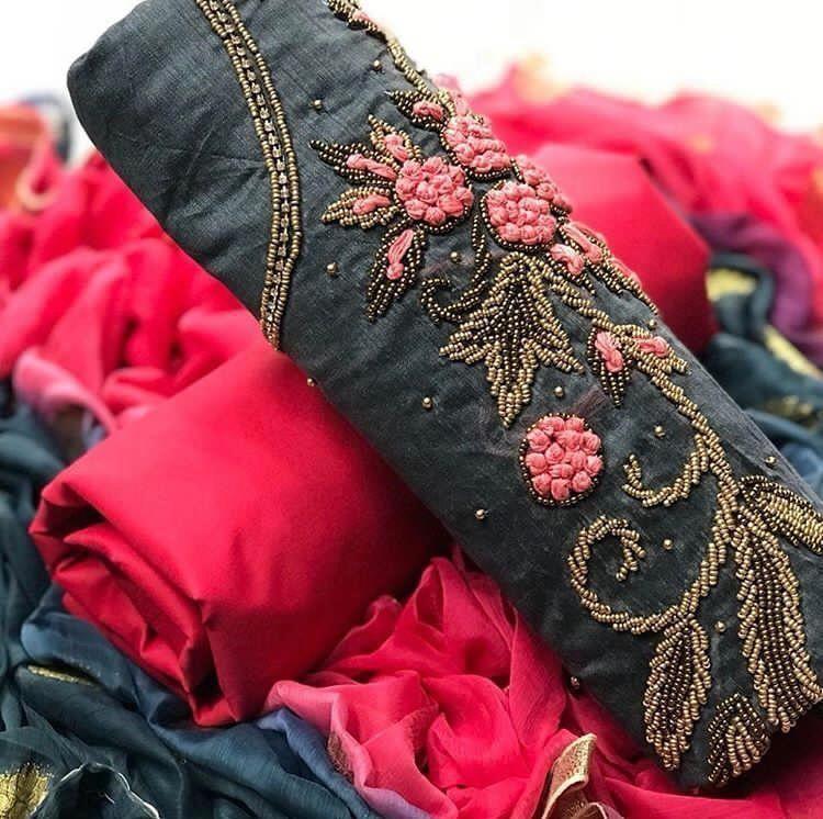 Salwar kameez pattern/hand embroidery dress design drawing/draw dress design /embroidery dresses Drawings process/kameez pattern sketch for fashion  designer