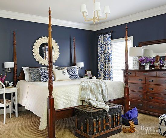 blue and white bedroom ideas gray navy grey
