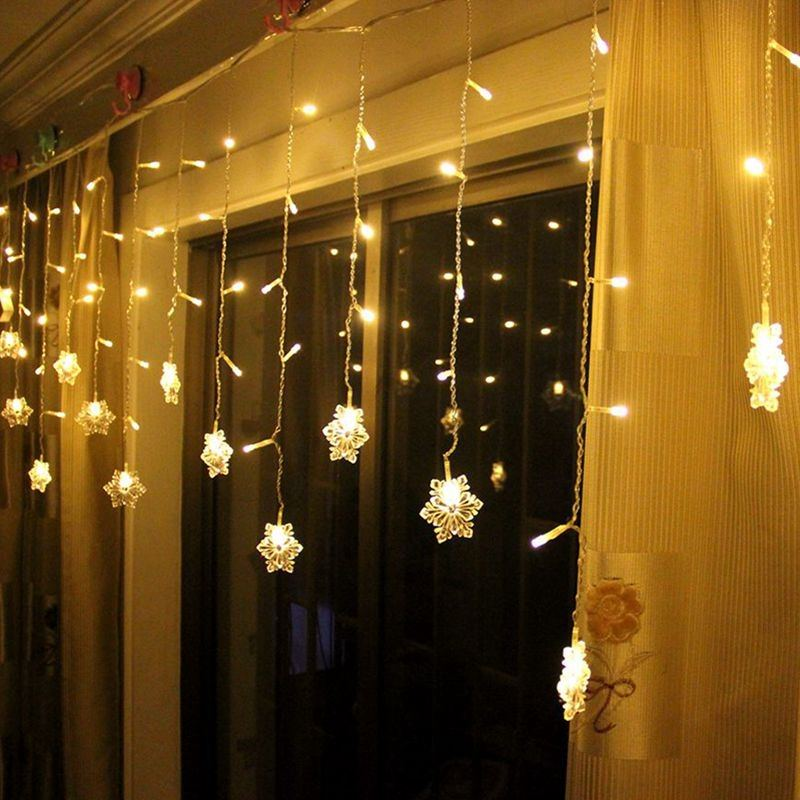 wholesale star led curtains string light