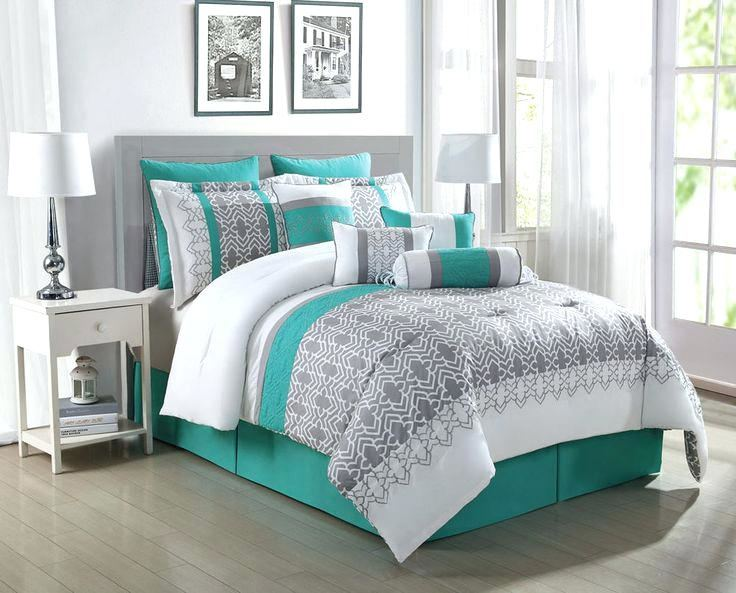 teal and brown bedroom comforter sets coral ideas