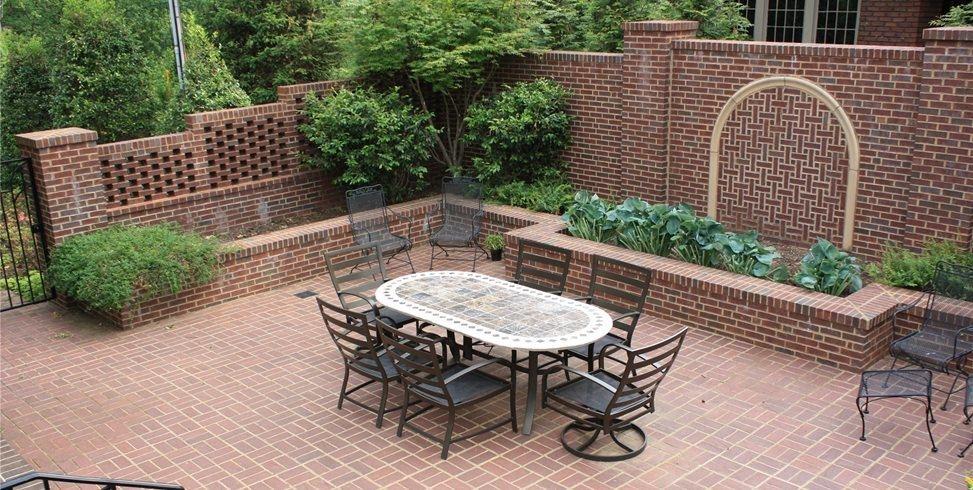 gravel landscaping ideas decorative patio