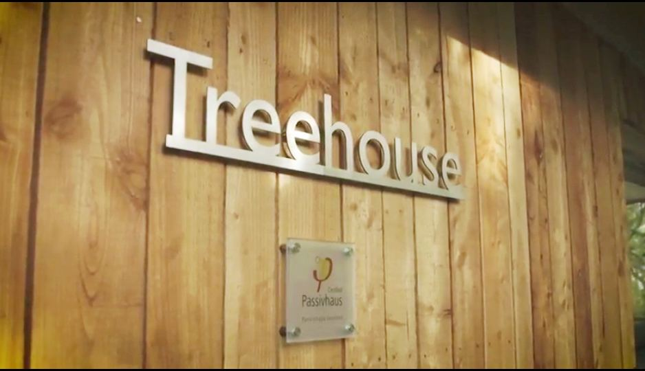 Watched! Watched? Dursley: Gloucestershire Treehouse