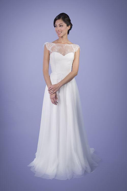 Vestidos De Novia Designer White Lace Mermaid Wedding Dresses Cap Sleeve Sweetheart Tulle Wedding Gowns Bridal Dress Brautkleider Online Bridal Dress