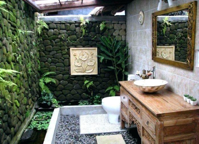 Tropical Bathroom Ideas