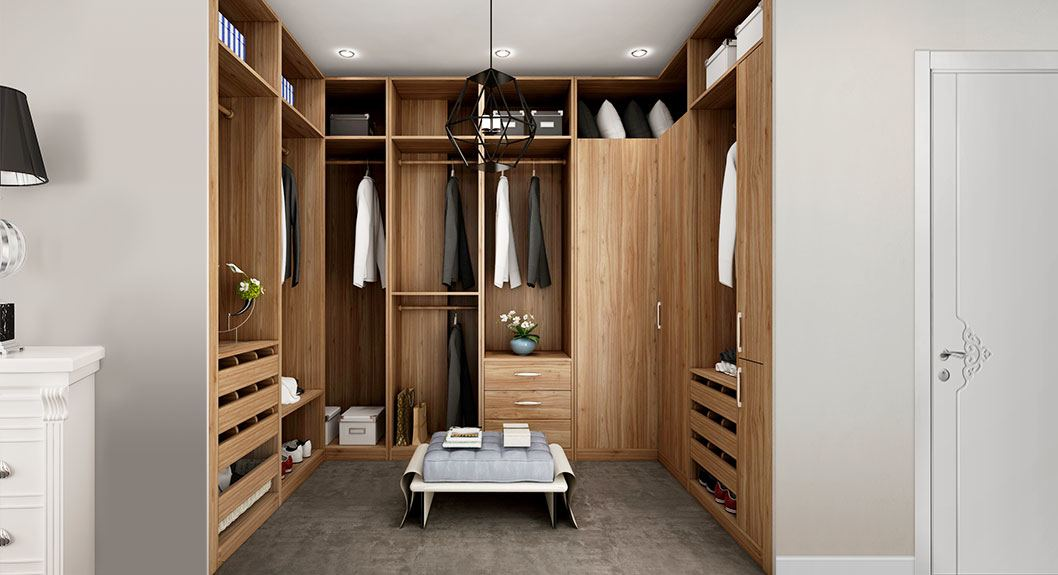 best walk in closet designs walking wardrobe small