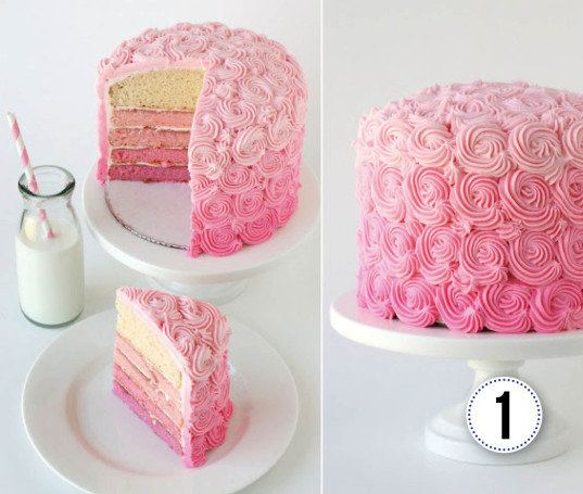 Smash Cake Tutorial Recipe By The Wood and Spoon Blog