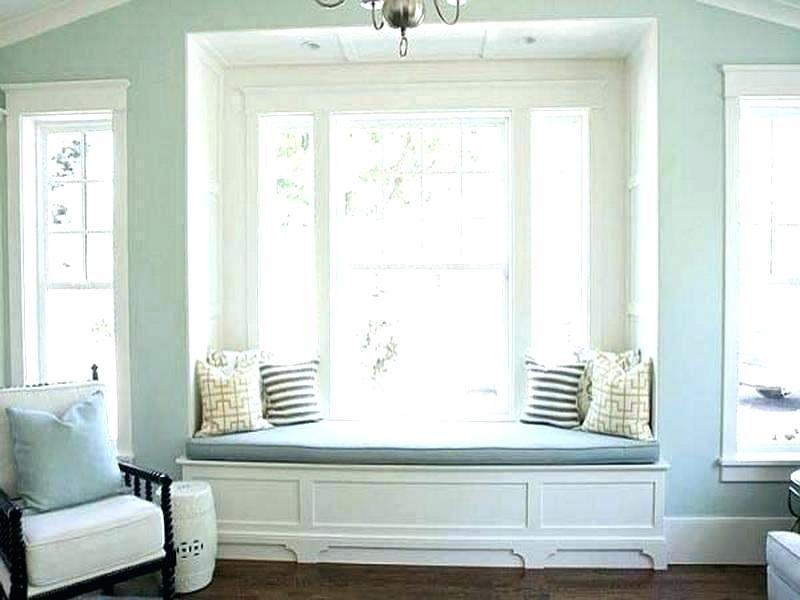 bedroom window seat  diy inspirational ideas